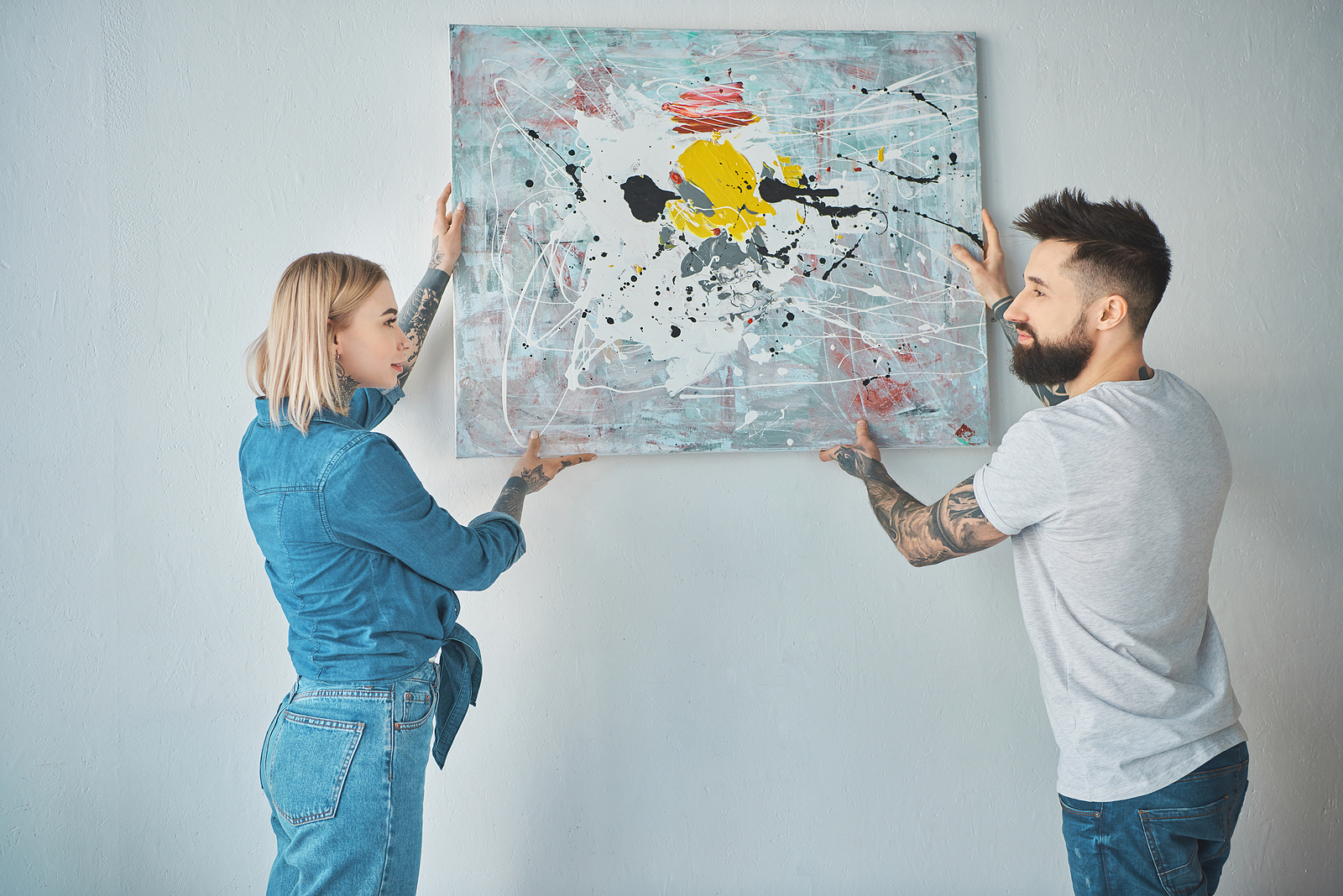 A Foolproof Way to Ship a Painting