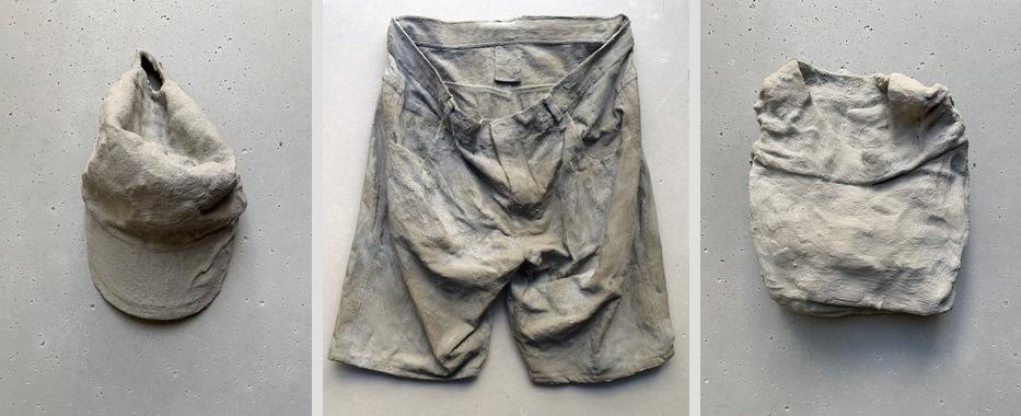Concrete Artworks by Mario Loprete at Still Point Art Gallery