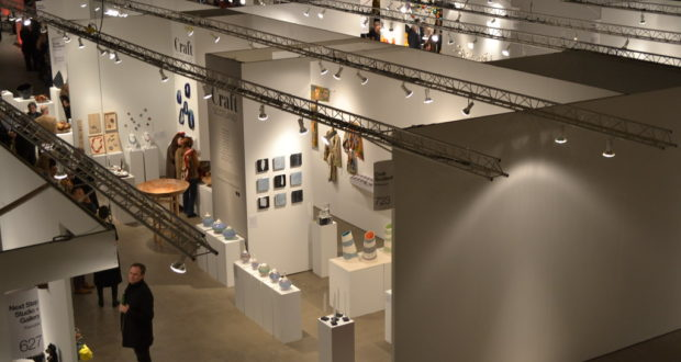 A Rich Variety of Art Mediums at Intersect Chicago 2020