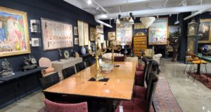 Vintage & Antiques at Showplace Luxury Art Design Vintage