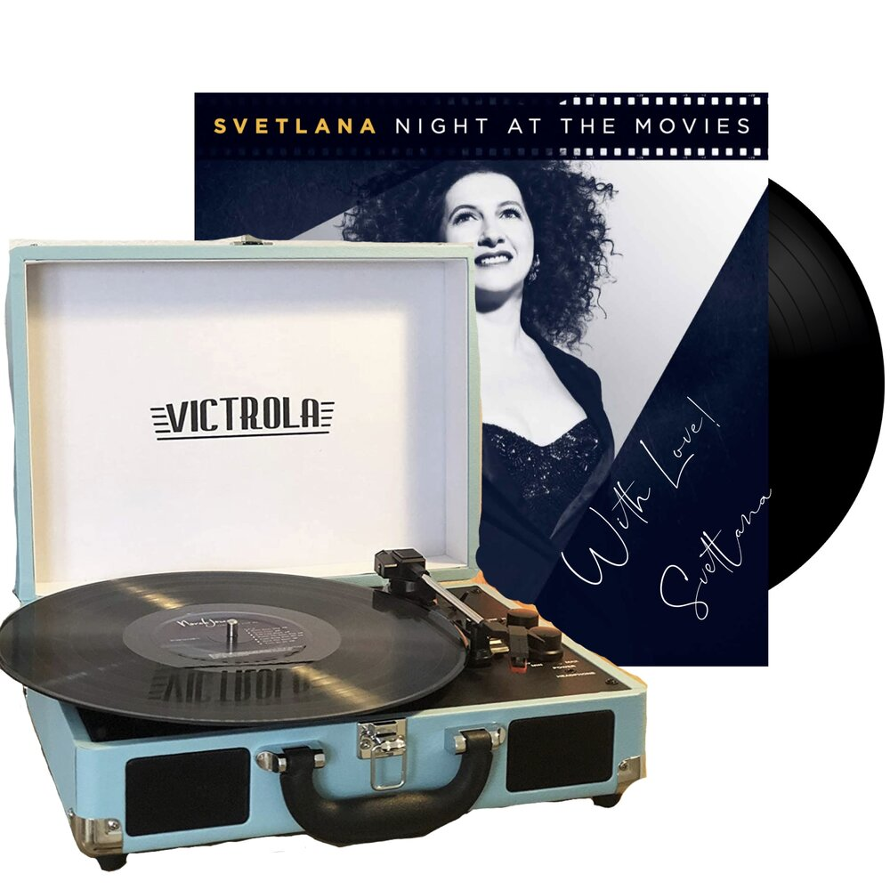 """Svetlana Will Release a Limited Edition LP of """"Night At The Movies"""""""