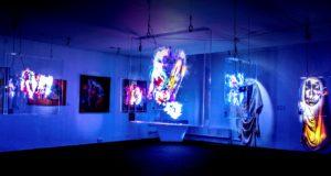 FLUIDS — Immersive Performance Art by Evgeniya Maltseva