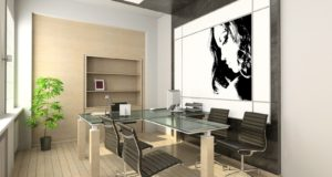 Jazzing Up Your Working Space: 5 Tips for Choosing Office Art