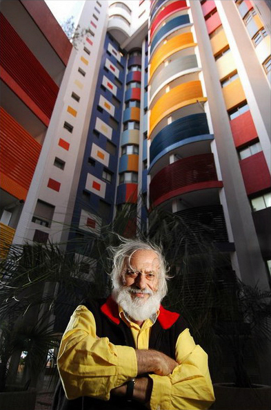 Intriguing Op and Kinetic Art by the Israeli Artist Yaacov Agam