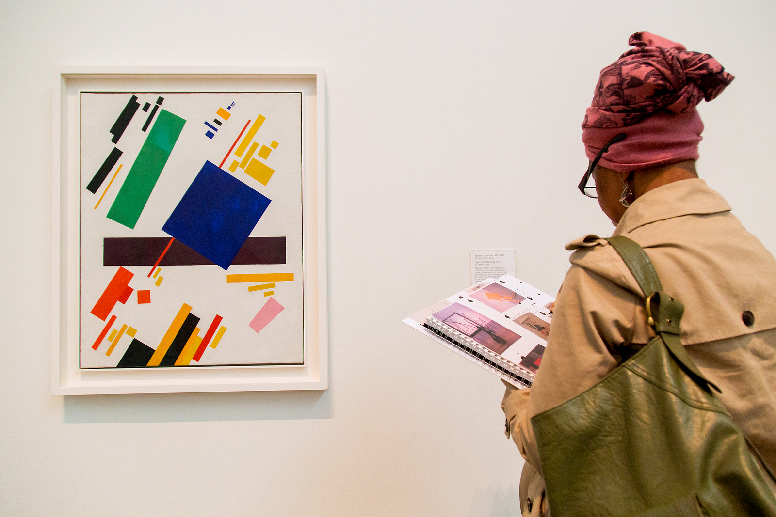Suprematism As a Key Art Movement of Modern Abstract Art