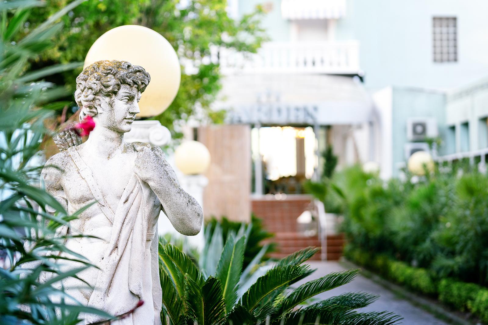 Outdoor Sculpture Installation
