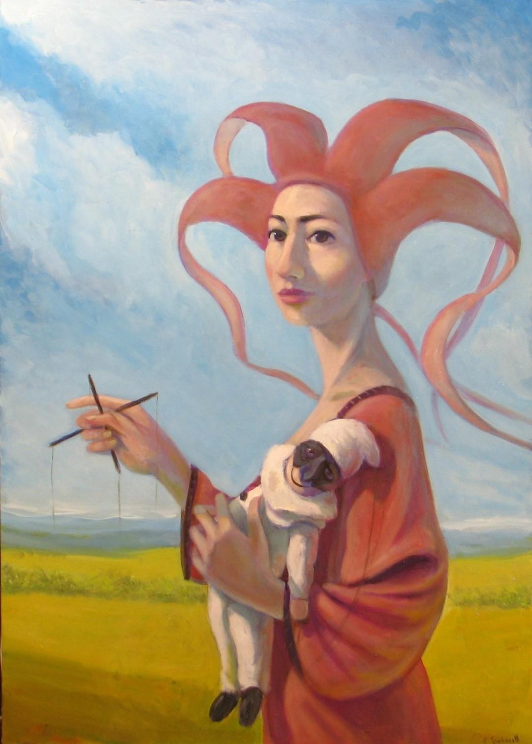 Meet Claudio Giulianelli, an Italian Artist Fusing Reality and Fantasy