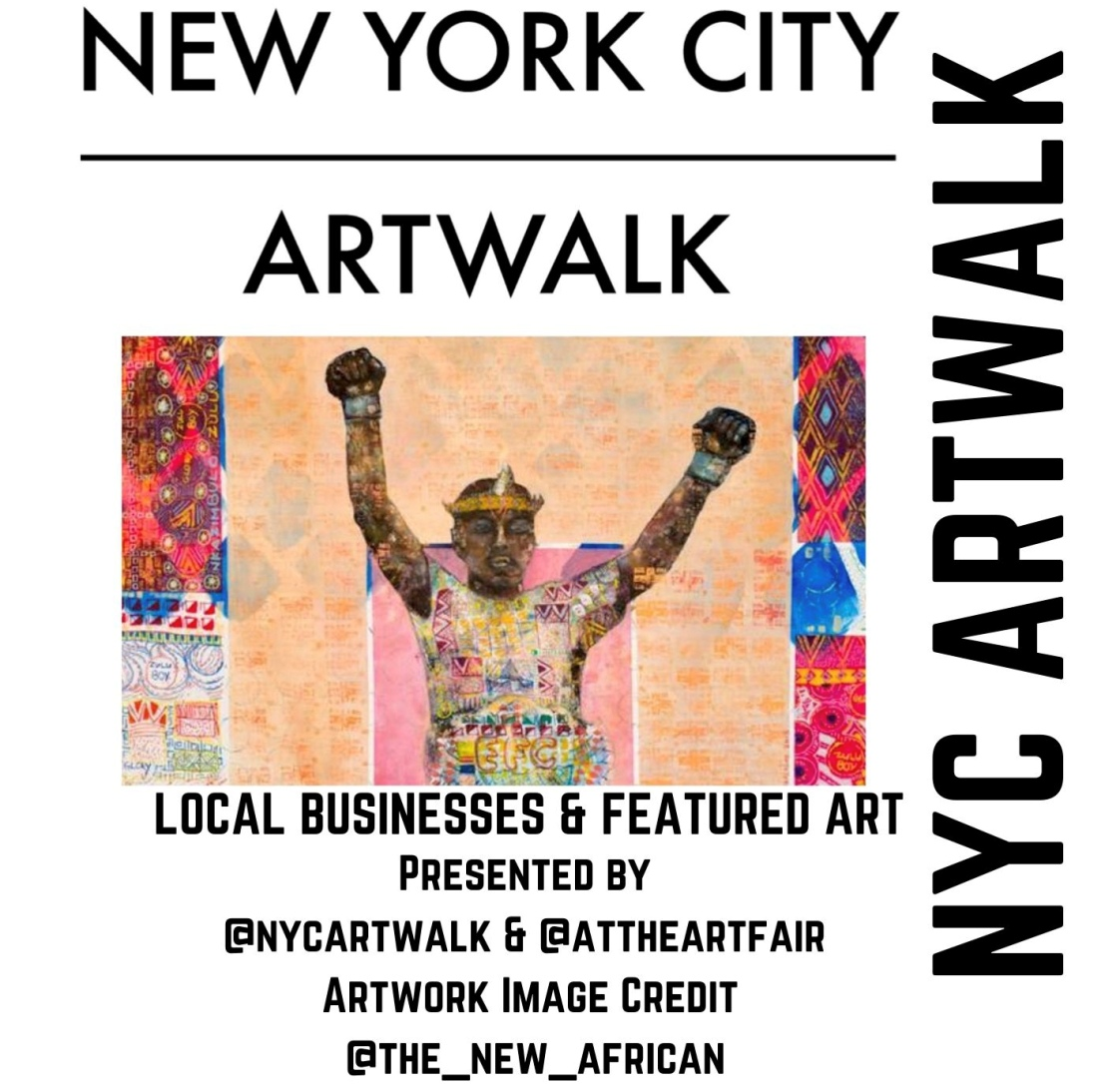 NYC ARTWALK to Bring Art and Culture to the Streets of New York