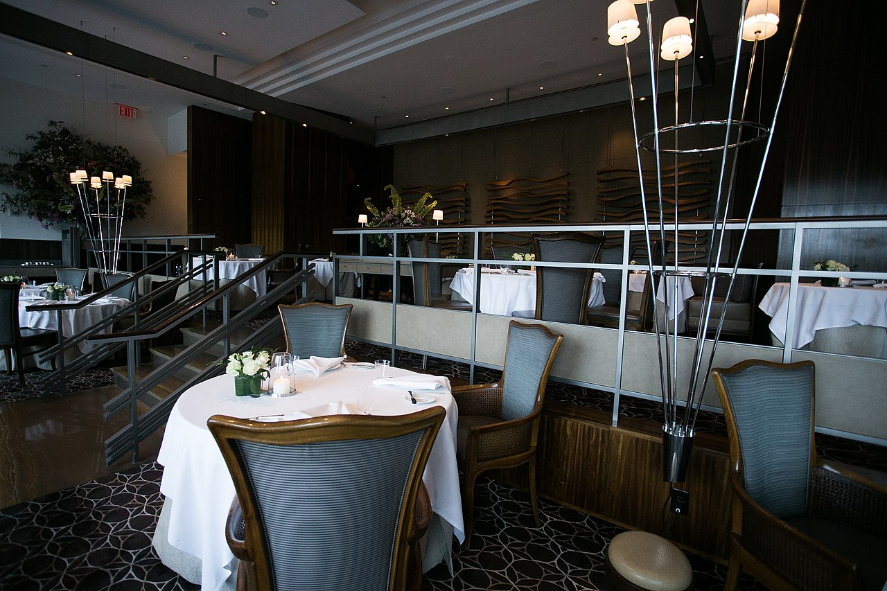 Top 5 Most Luxurious Restaurants in the World