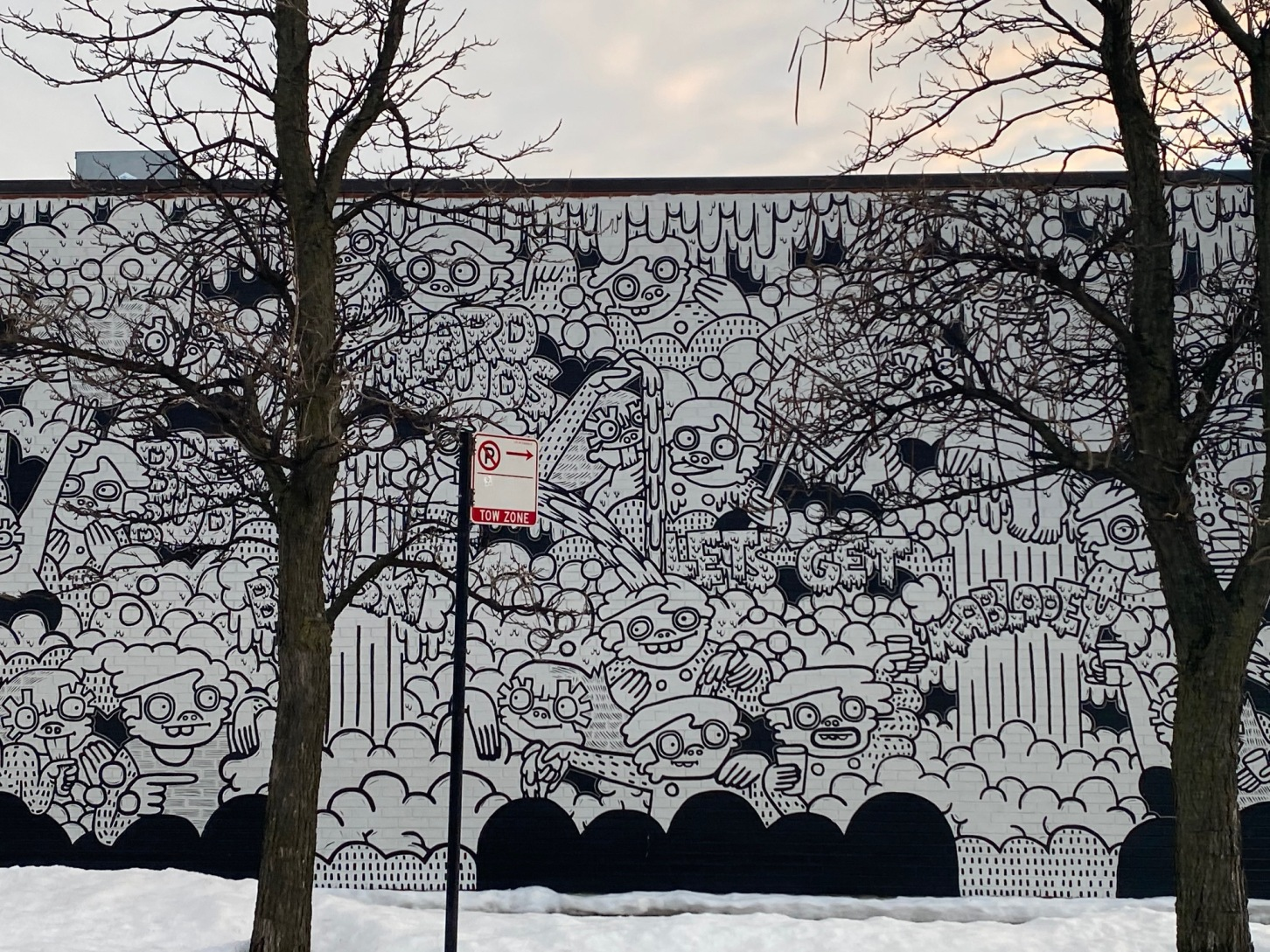 Chicago Street Art: Art Lovers' Guide to the Windy City