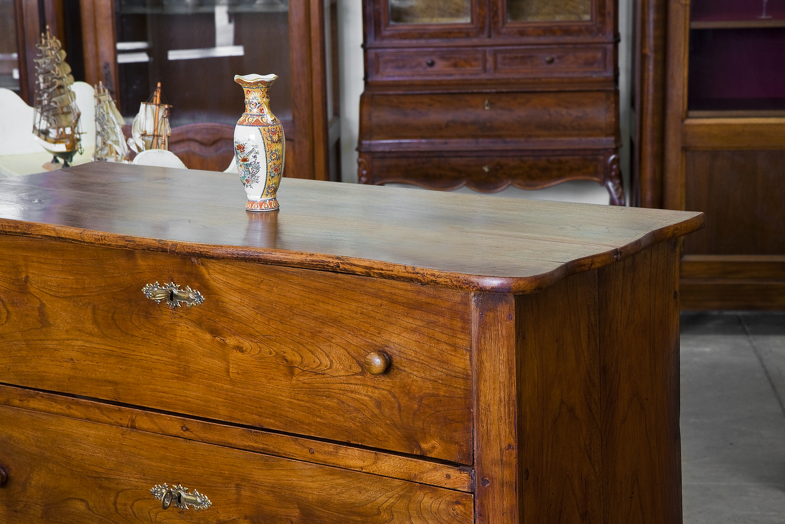 How NOT to Ship Antique Furniture