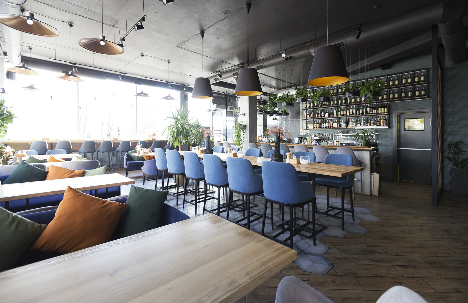 Exclusive Bars