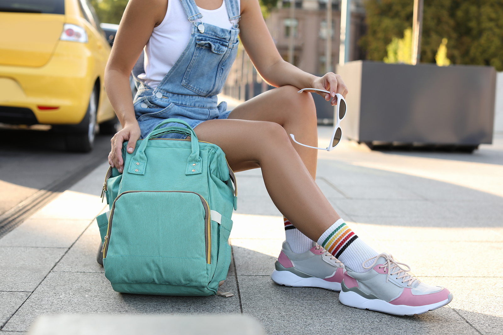 The Curious Science Under Fashion Backpacks