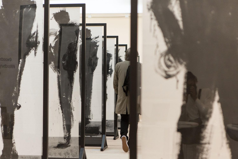 Woodbury House, Innovative Art Studio Supporting Contemporary Art