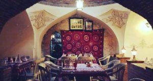 The Art of Restaurant Interior Design by Salome Chelidze