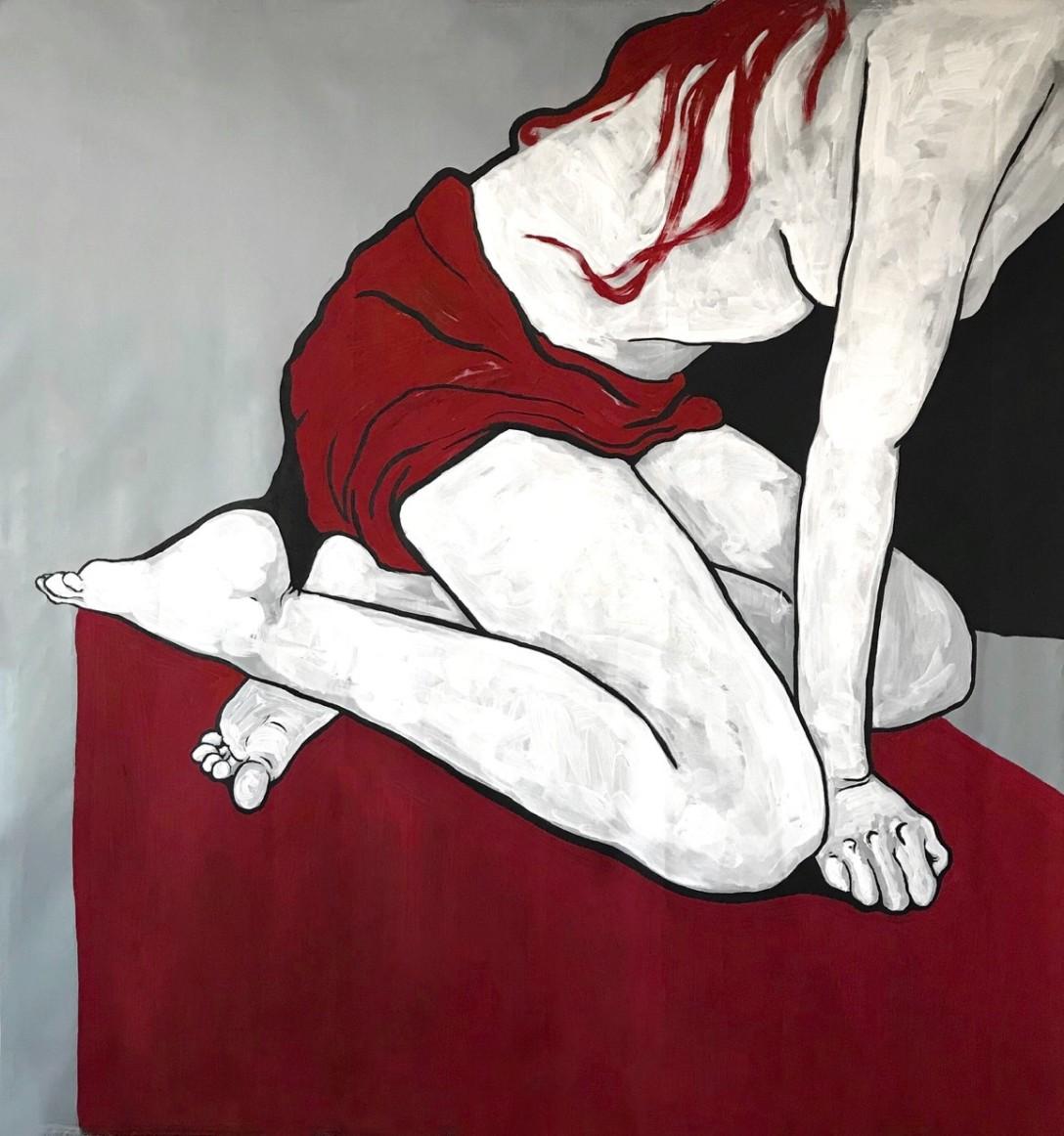 Emotional Paintings by Anastasiia Usenko