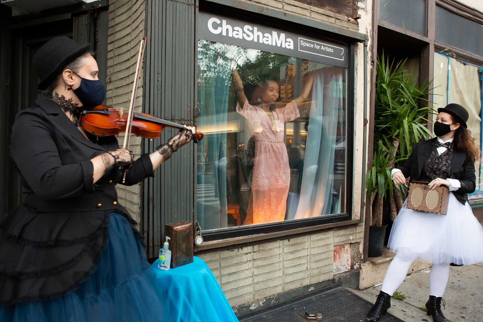 Chashama: Shaping the New York Art World with Support and Kindness
