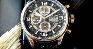 Ernst Benz & Max Jamali Unique Luxury Watches Released for NFT BAZL