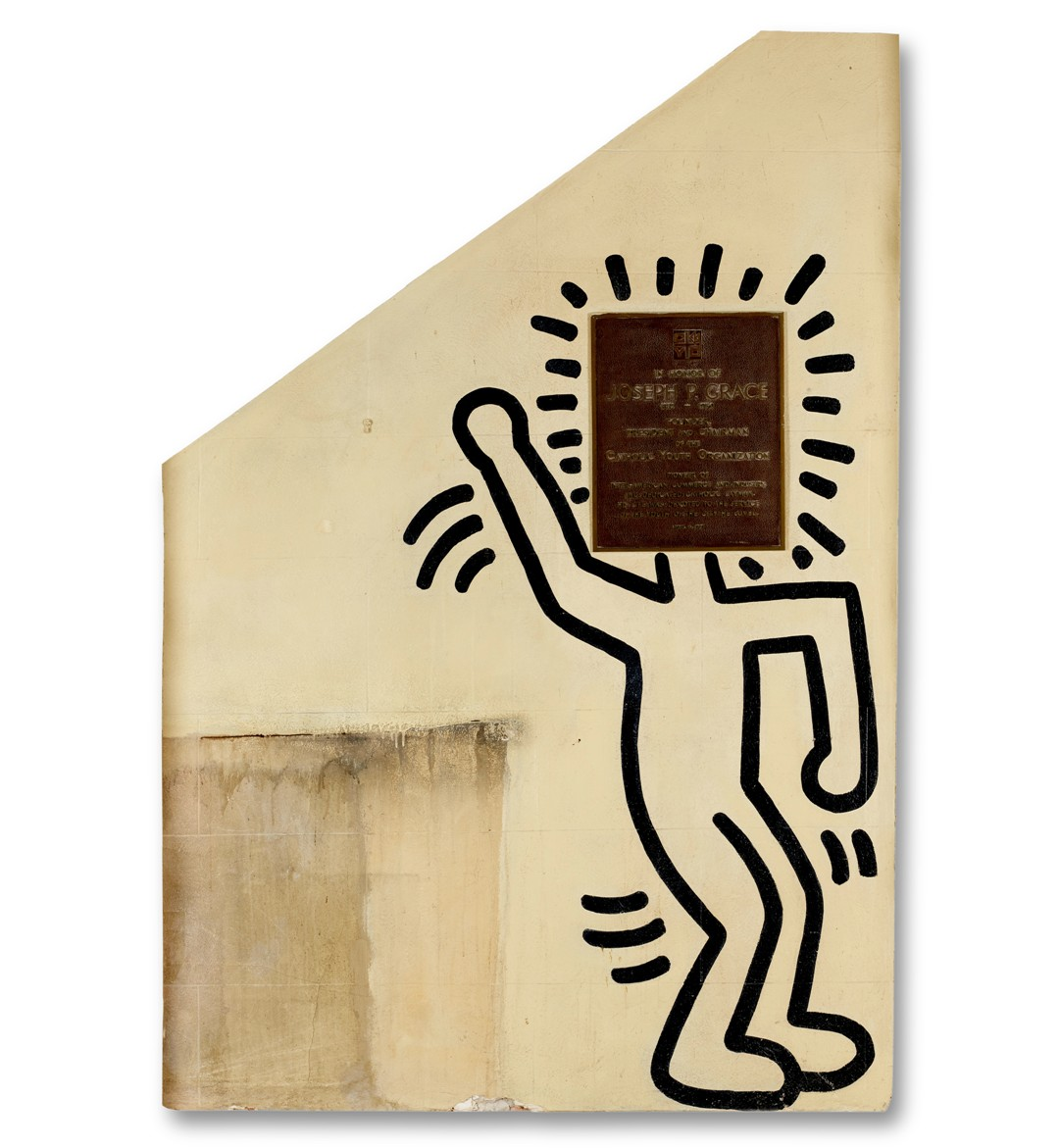 Pop Art by Keith Haring