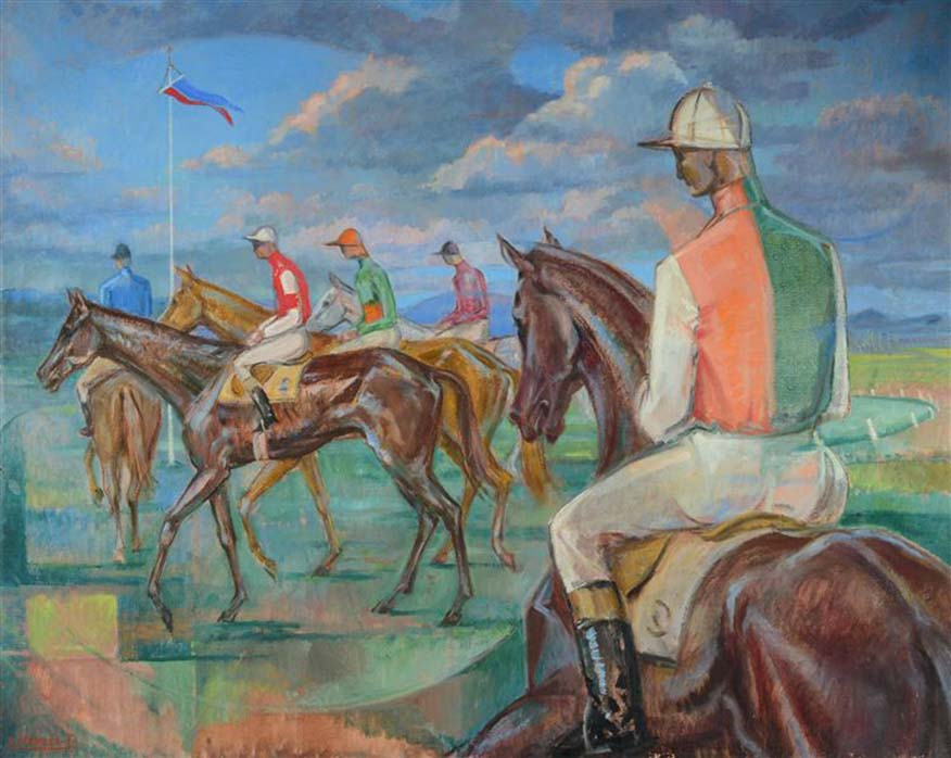 European and American Art at Papillon Gallery