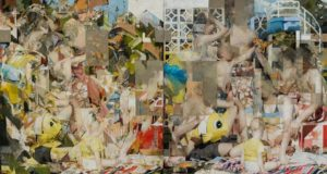 Get the Summer Vibes at Sugarlift with Zoey Frank's Summer Paintings