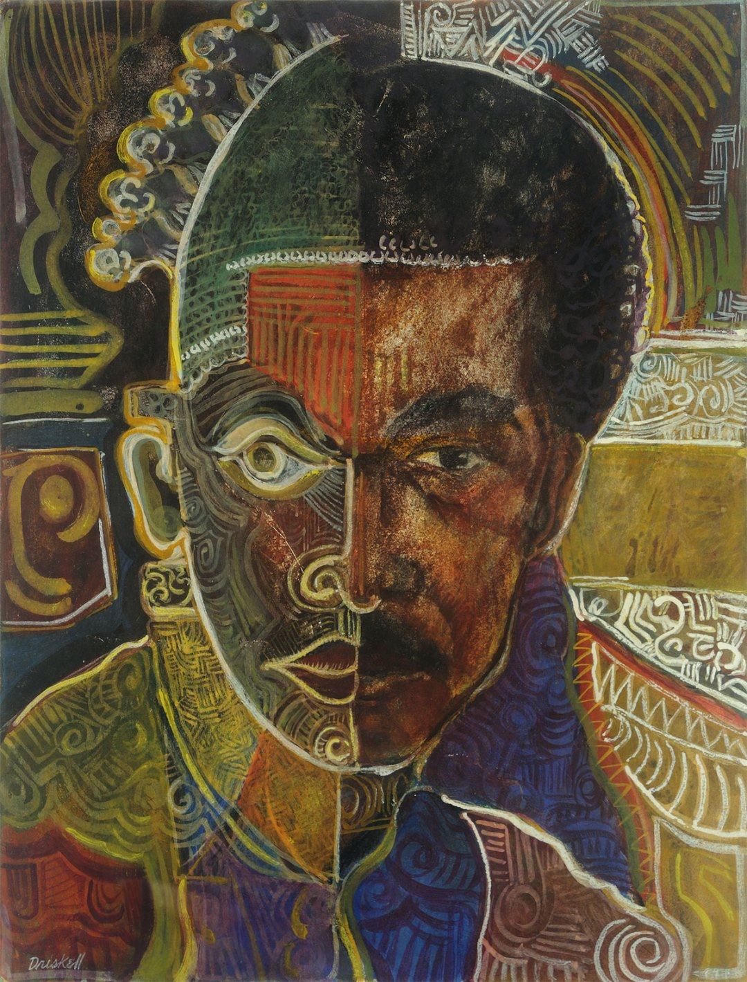 """""""Icons of Nature and History,"""" a Tribute Exhibit to David Driskell"""