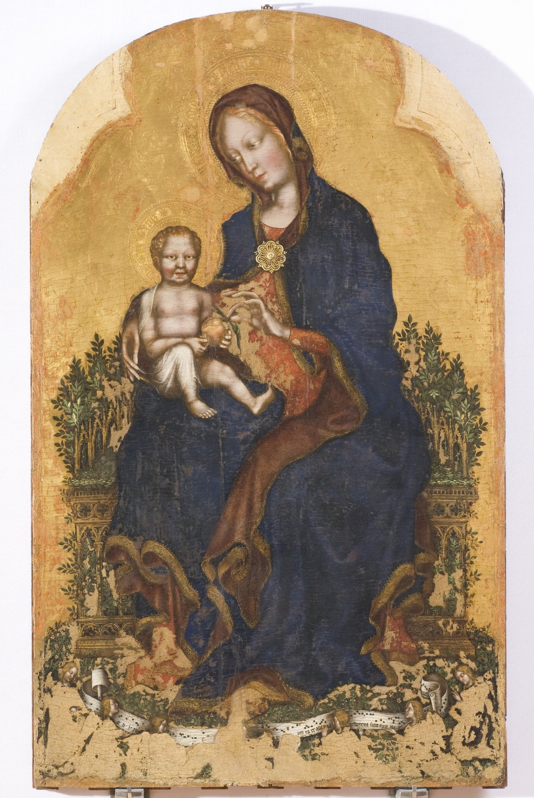 Italian Art of the Proto-Renaissance Period at the Hermitage