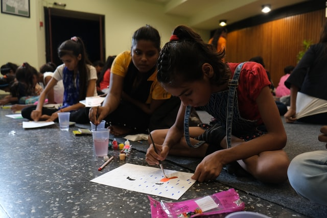 Benefits of Art for Kids