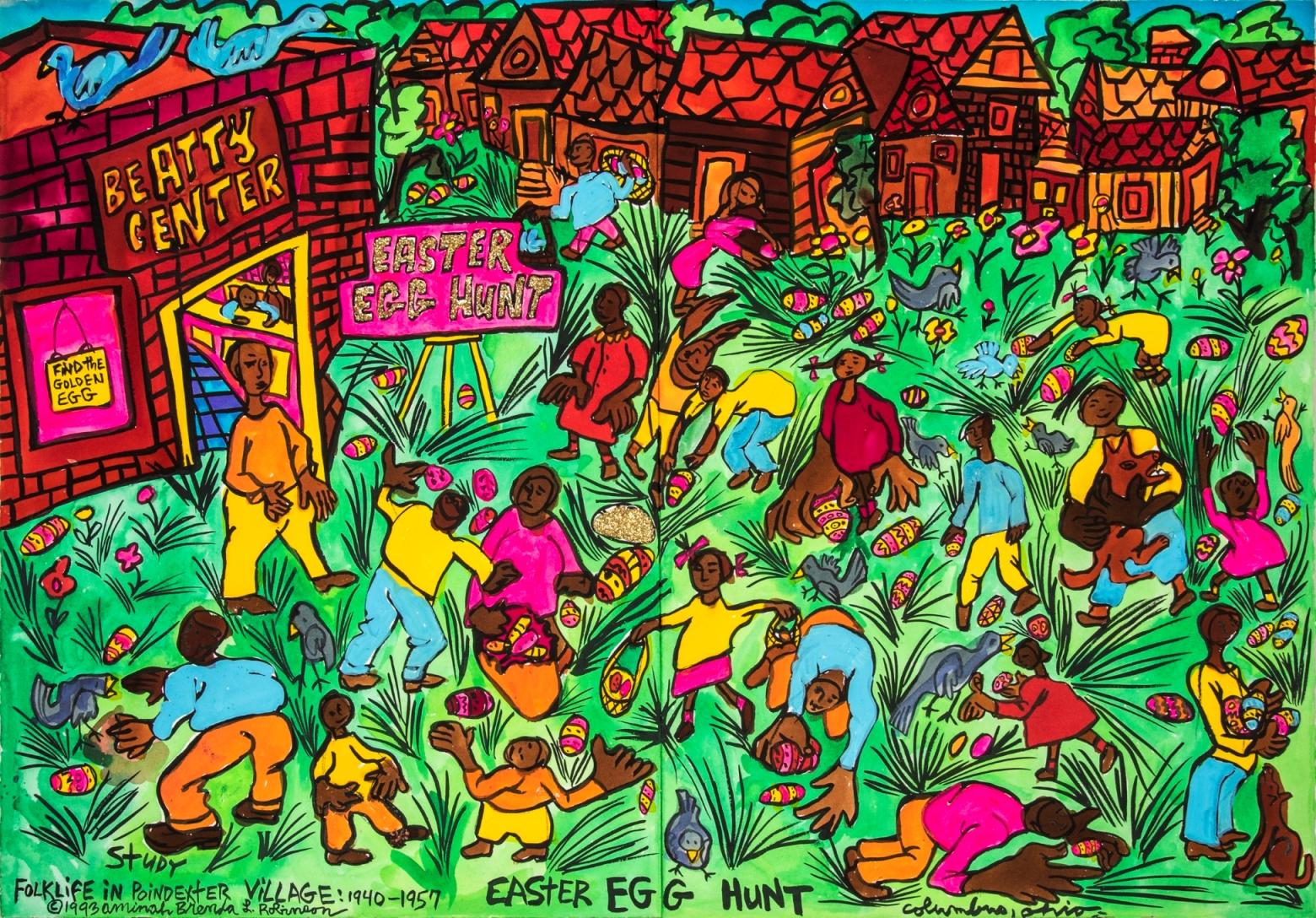 Raggin' On: Exploring Aminah Robinson's Art and Life at CMA