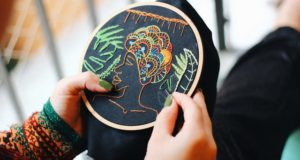 Needlework and Folk Art: What's in Trend?