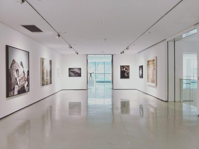 contemporary art exhibitions
