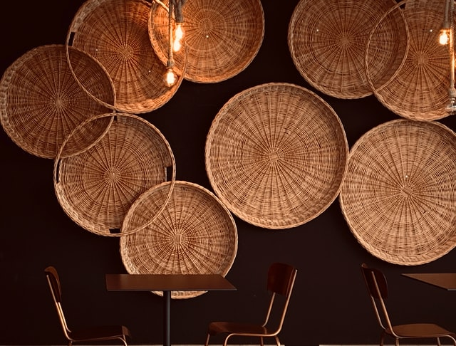 bamboo artworks