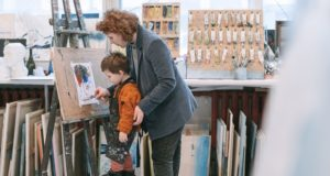 How to Teach Art to Children, or What Mistakes Parents Usually Make