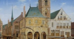 Architectural Painting, a Subtle Harmony of Art and Architecture