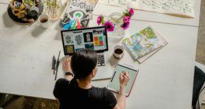 5 Tips for Building the Best Art Portfolio